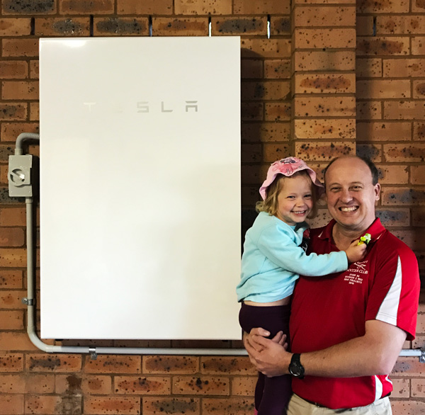 Powerwall 2 customer